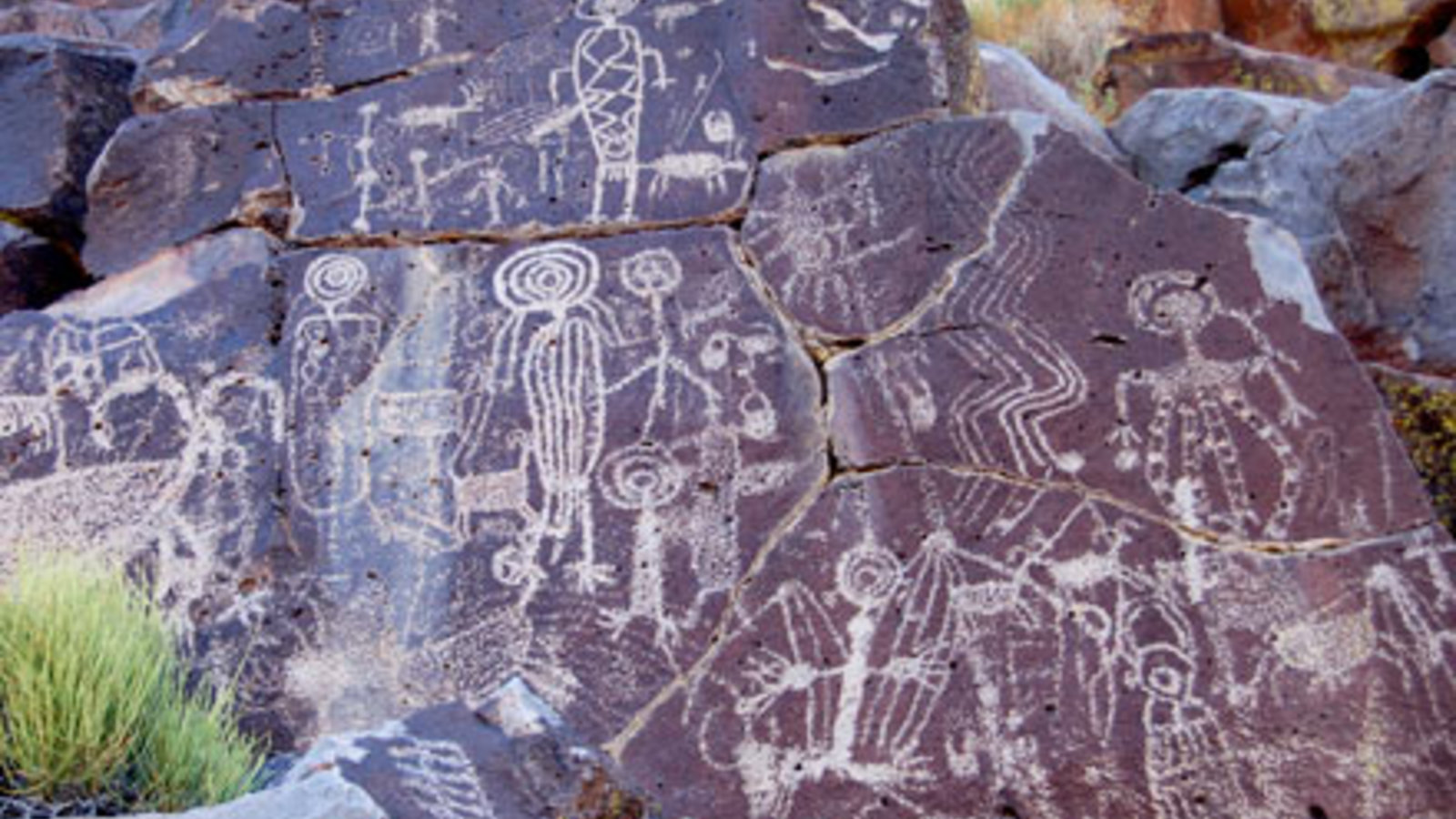 Talking Stone: Rock Art of the Cosos