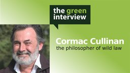 Cormac Cullinan: The Philosopher of Wild Law